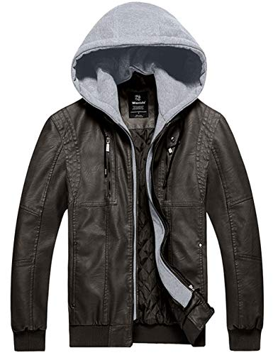 Men's Leather Flight Jacket Uk