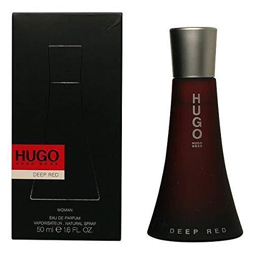 Perfume para mujer Deep Red Hugo Boss-boss EDP