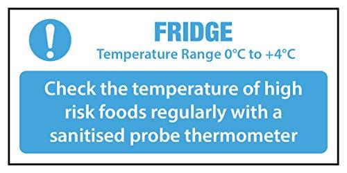 THS Pegatina de vinilo autoadhesivo para la cocina (10 unidades)
