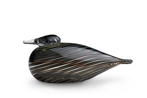 Iittala Birds of Toikka Mouthblown Glass Bird, Whip-Poor-Will