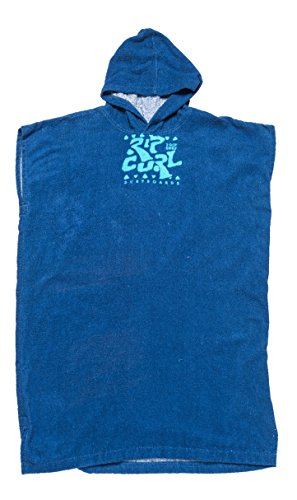 RIP CURL Damen New Poncho Towel Handtuch, True Blue, One Size