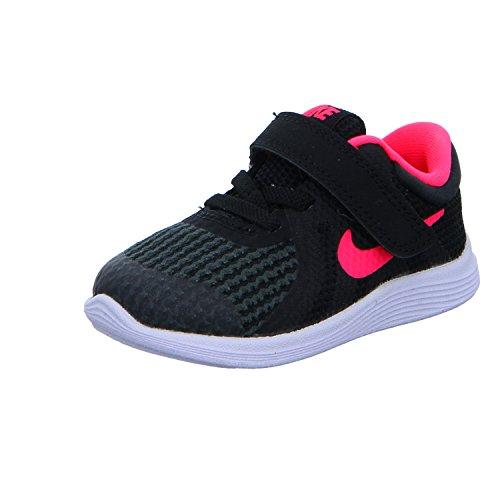Nike Mädchen Revolution 4 (TDV) Hausschuhe, Navy, 21 EU
