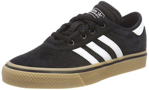 Adidas Adi-Ease Premiere, Zapatillas de Deporte para Niños, Negro (Negbas/Ftwbla/Gum4 000), 36 2/3 EU