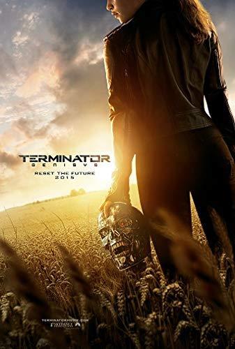 映画ポスター ターミネーター:新起動 ジェニシス Terminator US版【60×90】 hi1 [並行輸入品]