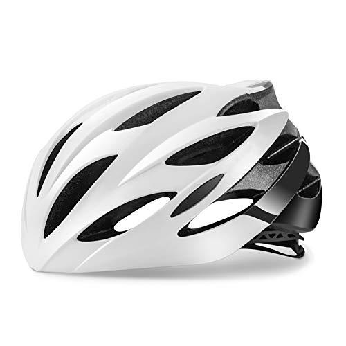 Cycling Helmet Road Cycling Mountain Helmet for Men Women Outdoor Bike Skateboards Scooters Sport Outfit (Size : Medium)