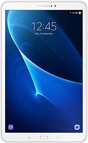 "Samsung Galaxy Tab A T280 White - Tablet de 7"" (Wi-Fi, Android, 1.5 GB RAM, 8 MP, 8 GB), color blanco"