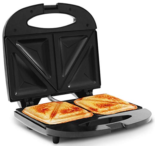 Elite Cuisine ESM-9002KB Sandwich Maker