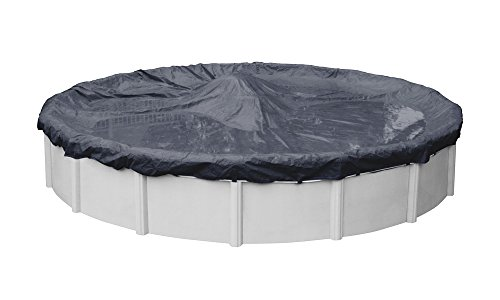 Robelle 3624 Economy Winter Pool Cover for Round Above Ground Swimming Pools, 24-ft. Round Pool