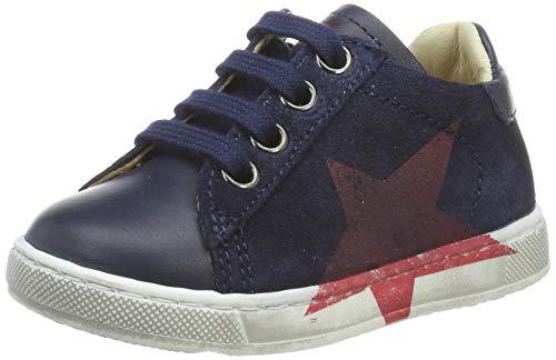 Naturino Arlon Zip buty gimnastyczne chłopięce, niebieskie, niebieski - Blau Navy Rosso 1c23-20 EU