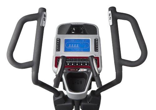 Sole-Fitness-E35-Elliptical-Trainer-Black