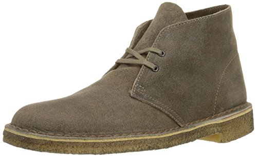 Clarks Originals Men's Desert Boot,Taupe Suede,9 M US