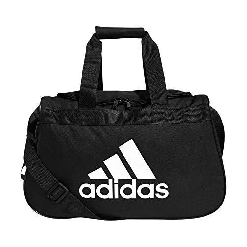 adidas Unisex Diablo Small Duffel Bag, Black, ONE SIZE