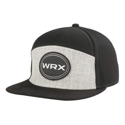 Subaru Genuine WRX Logo Sueded Flat Bill Cap Hat Impreza Forester Outback Ascent BRZ Crosstrek Sti WRX Legacy