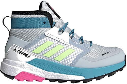 adidas Terrex Trailmaker MID R.RDY K Trekking-& Wanderstiefel, Blau (Azuhal Amalre Roschi), 34 EU