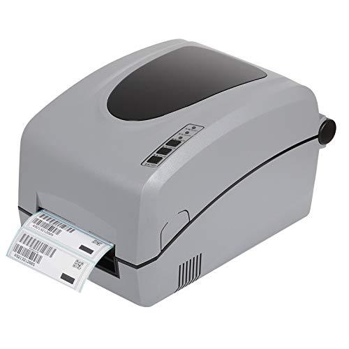 QIA Portable USB Port Thermique d'étalonnage Automatique de Code à Barres Imprimante Supermarket, Tea Shop, Restaurant, Max Papier Pris en Charge Thermique Taille: 57 * 30 mm