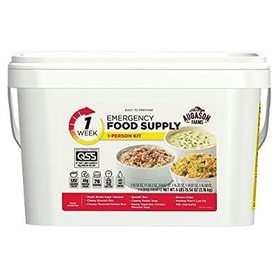 Augason Farms 1-Week 1-Person Emergency Food Supply Kit 6 lbs 15 oz by Augason Farms