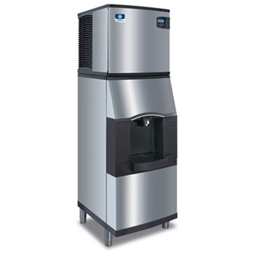 Review Of Manitowoc ID-0322A-161 Ice Maker with SPA-160-161 Bin