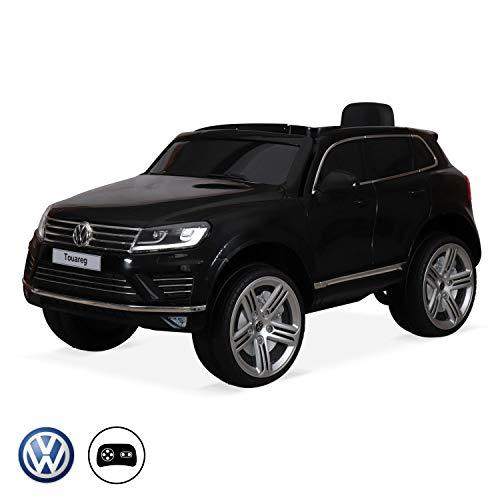 Alice's Garden Volkswagen Touareg , Voiture électrique pour Enfants 12V 7 Ah, 1 Place, avec...