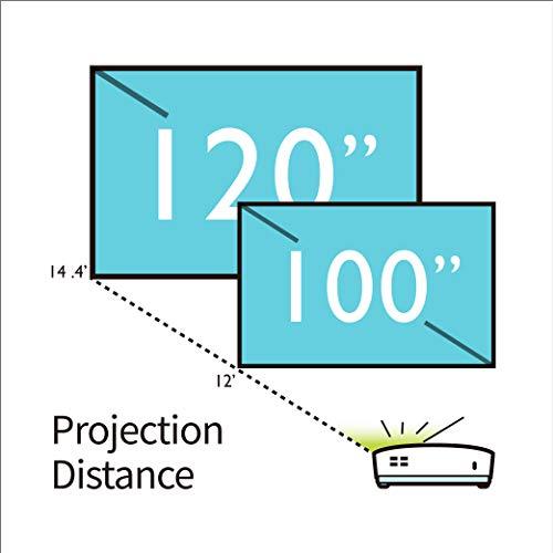 Benq MW535 - Proyector DLP, WXGA, 3600 Lúmenes, 2 x HDMI, Contraste 15.000:1, Color Blanco miniatura