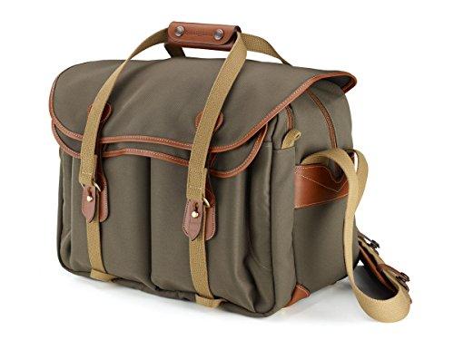 Billingham 400156 Cubierta de Hombro Caqui, Bronceado Estuche para cámara fotográfica - Funda (Cubierta de Hombro, Caqui, Bronceado)