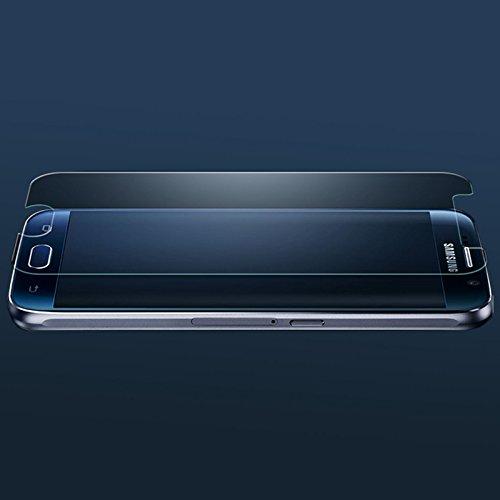 Eximmobile 3X Schutzfolien für Huawei Ascend Y530 Folie | Displayschutzfolie | Displayfolie Schutzfolie | selbstklebend | transparent | blasenfrei | kein Glas | Flexible Folien - 2