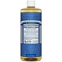 Dr. Bronners Peppermint 946 ml (jabón)