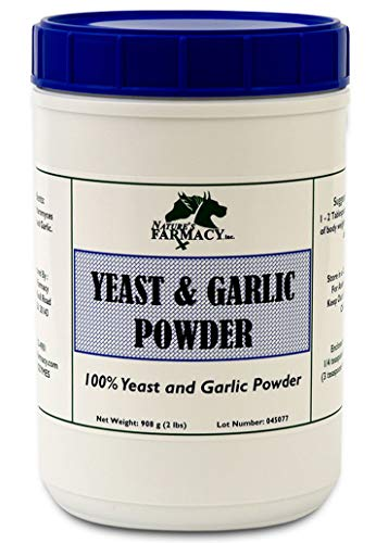 Dogzymes Yeast & Garlic Powder (4 Pound)