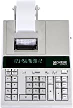 $89 » Monroe 2020PX Medium Duty Printing Calculator for Accounting and Purchasing Professionals