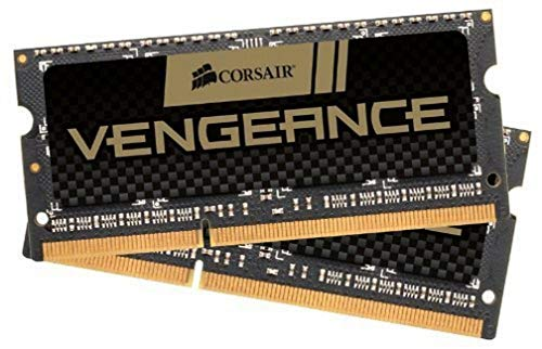 Corsair CMSX16GX3M2A1600C10 Vengeance 16GB Arbeitsspeicher ((2x8GB) DDR3 1600 Mhz CL10)