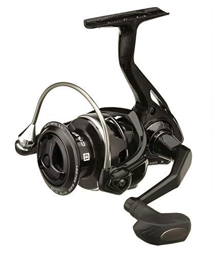 13 FISHING - Creed X - Spinning Fishing Reel - 5.2:1 Gear Ratio - 3000 size (Fresh) - CRX3000