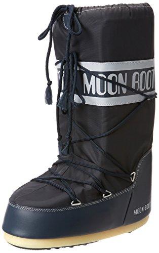 Moon Boot 140044, Stivali Invernali Unisex, Blu (BLUE JEANS 64), 39-41