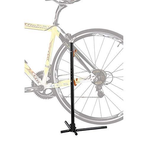 ETC - Stand per Esposizione o Riparazione di Biciclette, Colore Nero
