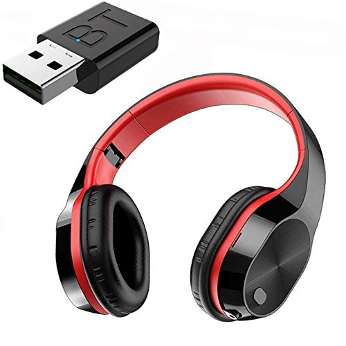 T5 Transmisor de auriculares Bluetooth para TV estéreo inalámbrico auricular enchufe con transmisor adaptador para Redlauncher óptico digital