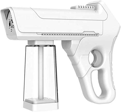 Qiutianchen Nano-Spritzer, ultrafeiner Zerstäuberspritzer, Nano-Dampf-Spritzpistole, verwendet für Hoteldesinfektion, Befeuchtung und Reinigung