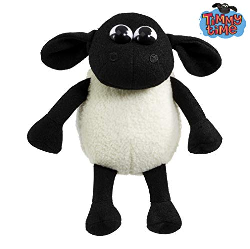 Unbekannt Timmy TIME 50534.0076 Soft Timmy Plüsch Lamm für Kinder ab 3 Jahren, Mehrfarbig
