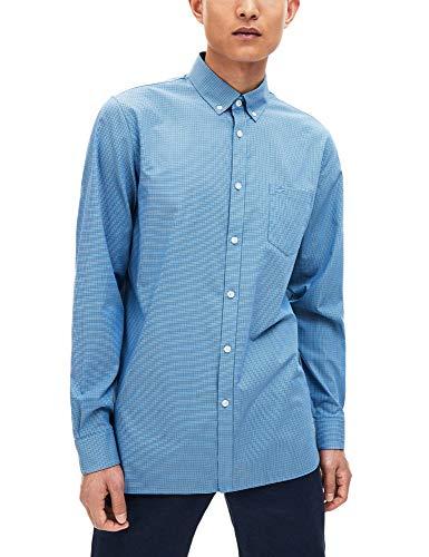 Lacoste Herren Hemd, Blau 43