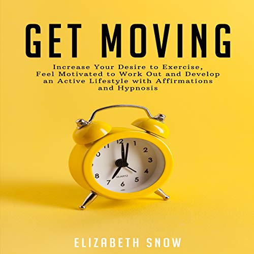 Get Moving audiobook cover art