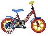 Dino Bikes 108L-PW Patrulla Canina Bicicleta de 10 Pulgadas