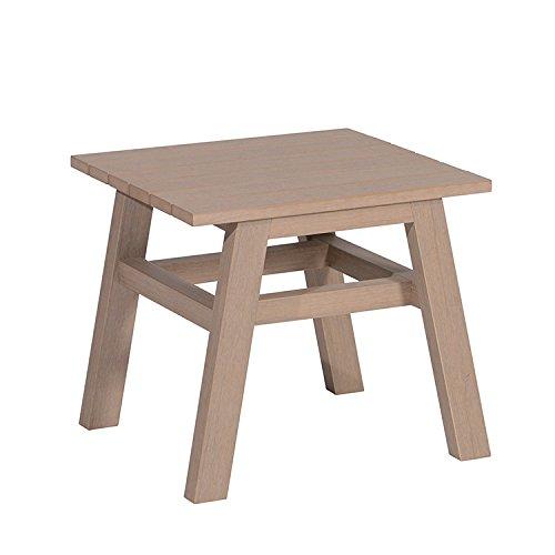 Garden Impressions kleiner Garten Beistelltisch Kiama, ideale Erweiterung für Lounge Sitzgruppen wie