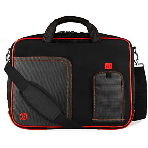 Business Briefcase 15.6 Inch Laptop Shoulder Bag for Lenovo ThinkPad IdeaPad
