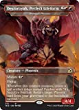 Magic: The Gathering - Destoroyah, Perfect Lifeform - Everquill Phoenix - Foil - Ikoria: Lair of Behemoths
