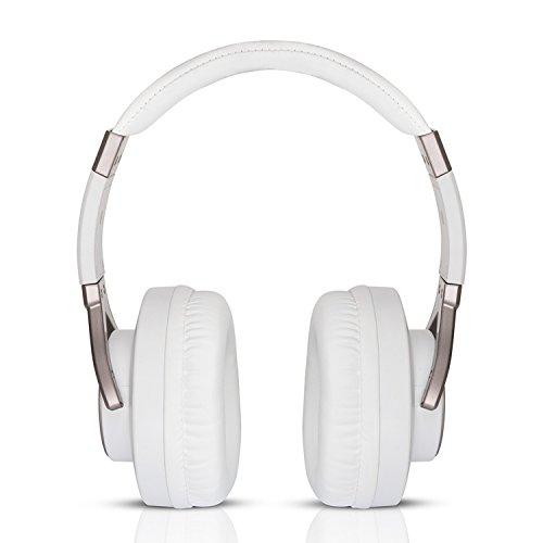 (Renewed) Motorola Pulse Max Wired Headset (White)