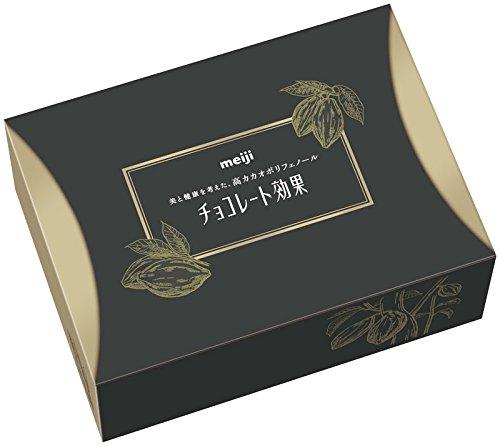 明治 チョコレート効果 カカオ95% 大容量ボックス
