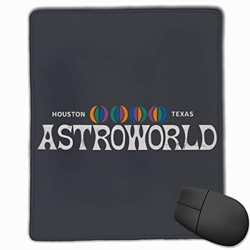 Astroworld Gaming Mouse Pad 9.84x11.8 Inches (25x30 cm)