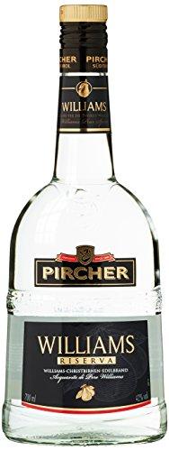 Pircher Williams Edelbrand Riserva, 1er Pack (1 x 700 ml)