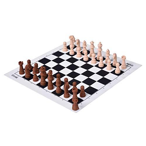 HYXXQQ Magnetisches Schachspiel Magneti Tragbare Geschenke Für Brettspiele Für...