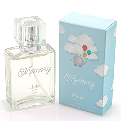Baby Jolie Le Jolie Memory Perfume For Babies alcohol- free EAU DE PARFUM | Baby Perfume | Baby Cologne 1.7 OZ (50ML) from