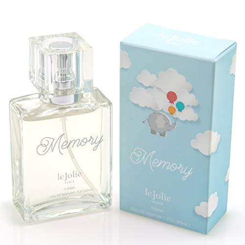 Baby Jolie Le Jolie Memory Perfume For Babies alcohol- free EAU DE PARFUM   Baby Perfume   Baby Cologne 1.7 OZ (50ML)