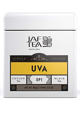 JAF TEA Single Region - Uva OP1 - Dose