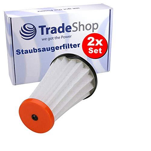 2x Staubsaugerfilter/Lamellenfilter/Austauschfilter für AEG Ergorapido AG 18 AG 30 AG 31 AG 32 AG 35 CX7 AG 935 AG 18PLUS AG 3001 AG 3002 AG 3003